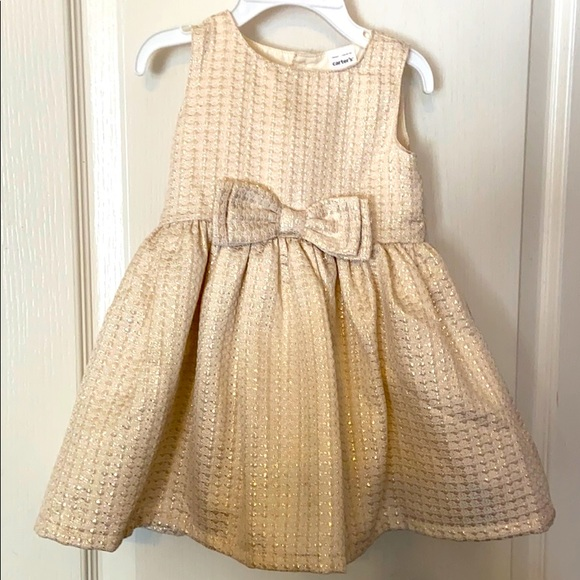Beautiful Carter Dress with Bow 9 Months